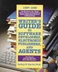 Writers Guide to Software Developers, Electronic Publishers, and Agents 1997-1998 - Sydney H...