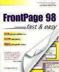 Frontpage 98 Fast & Easy