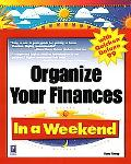 Organize Your Finances With Quicken Deluxe 99 in a Weekend
