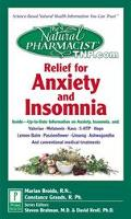 Natural Pharmacist Relief for Anxiety and Insomnia