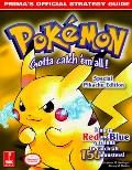 Pokemon Yellow: Prima's Offical Strategy Guide (Prima's Official Strategy Guides Series) - E...