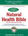Natural Pharmacist Natural Health Bible from the Most Trusted Alternative Health Site in the...