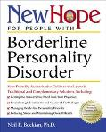 New Hope for People With Borderline Personality Disorder Your Friendly, Authoritative Guide ...