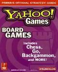 Yahoo! Board Games: Prima's Official Strategy Guide