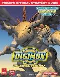 Digimon World - Elizabeth M. Hollinger - Paperback