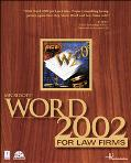 Word 2002 for Law Firms