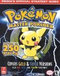 Pokemon Master Pokedex: Prima's Official Strategy Guide