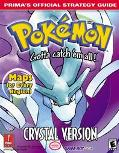 Pokemon Crystal Version Prima's Official Strategy Guide