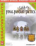 Final Fantasy Tactics Greatest Hits: Prima's Official Strategy Guide
