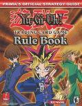 Yu-Gi-Oh! Rule Book Trading Card Game