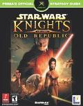 Star Wars Knights of the Old Republic Prima's Official Strategy Guide