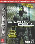 Tom Clancy's Splinter Cell Stealth Action Redefined Covers Xbox, Ps2, & PC