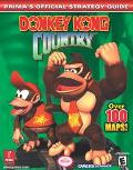 Donkey Kong Country Prima's Official Strategy Guide