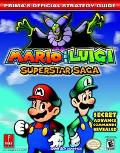 Mario & Luigi Superstar Saga Prima's Official Strategy Guide