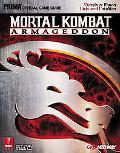 Mortal Kombat Armageddon Prima Official Game Guide