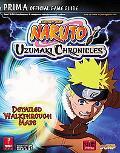 Naruto:Uzumaki Chronicles Prima Official Game Guide