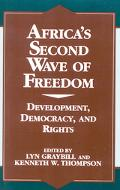 Africa's Second Wave of Freedom: Democracy, & Rights.