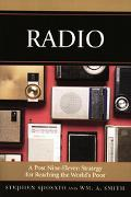 Radio A Post Nine-Eleven Strategy For Reaching The World's Poor