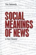Social Meanings of News A Text-Reader