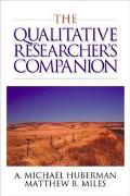 Qualitative Researcher's Companion Classic and Contemporary Readings