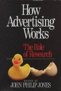 How Advertising Works The Role of Research