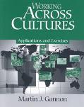 Working Across Cultures Applications and Exercises