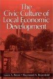 The Civic Culture of Local Economic Development
