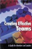 Creating Effective Teams: A Guide for Members and Leaders (1-Off Series)