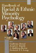 Handbook of Racial & Ethnic Minority Psychology