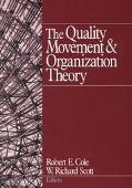 Quality Movement and Organization Theory