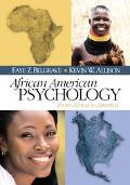 African American Psychology From Africa to America