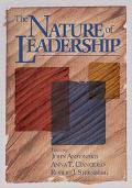 Nature of Leadership