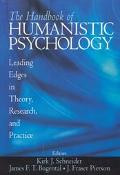 Handbook of Humanistic Psychology Leading Edges in Theory, Research, and Practice