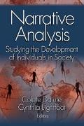 Narrative Analysis Studying the Development of Individuals in Society