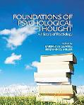 History of Psychological Thought