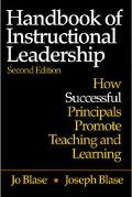 Handbook of Instructional Leadership How Successful Principals Promote Teaching and Learning