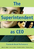 Superintendent As Ceo Standards-Based Performance