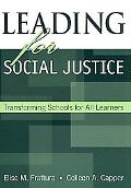 Leading Beyond Equity and Accountability Integrated Comprehensive Services