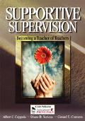 Supportive Supervision Becoming a Teacher of Teachers