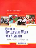 Methods For Development Work And Research A New Guide For Practitioners
