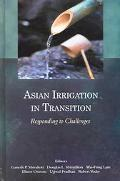 Asian Irrigation in Transition Responding to Challenges