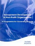 Management Development in Non-profit Organizations A Programme for Governing Boards