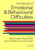 Handbook of Emotional and Behavioural Difficulties