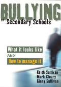 Bullying in Secondary School What It Looks Like and How to Manage It