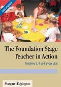 Foundation Stage Teacher in Action