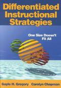 Differentiated Instructional Strategies One Size Doesn't Fit All