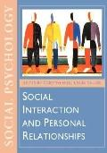 Social Interaction and Personal Relationships