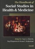 Handbook of Social Studies in Health & Medicine