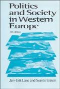 Politics & Society in Western Europe