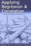 Applying Regression and Correlation A Guide for Students and Researchers